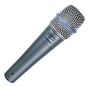 Sale! Shure Beta 57A - динамический суперкардиоидный инструментальный микрофон (Black)