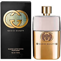 Gucci Guilty Pour Homme Diamond Limited Edition туалетная вода 90 ml. (Гуччи Гилти Пур Хом ДиАманд Лимитед), фото 1