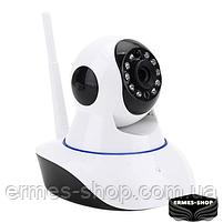 Поворотна IP камера відеоспостереження бездротова | WiFi Smart Net Самега Q5, фото 2
