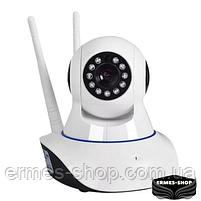 Поворотна IP камера відеоспостереження бездротова | WiFi Smart Net Самега Q5, фото 3