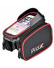 """Сумка на раму Prox Nevada 210 под смартфон 6,2"""", черный (A-SP-0233)"""