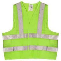 Жилет безопасности светоотражающий  ЖБ-008 XXL (green)