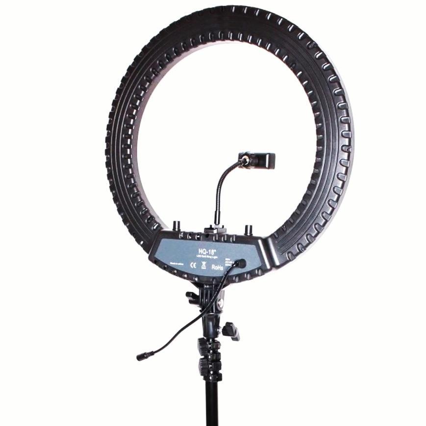 Лампа кольцевая HQ-18