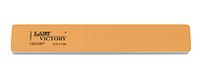 Оранжевый шлифовщик прямоугольной формы Lady Victory LDV S-FL3-104 /55-0