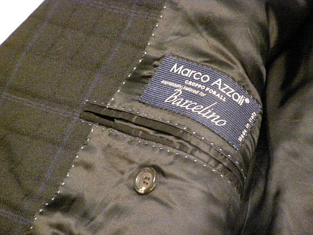 Пиджак шерстяной Marco Azzali Barcelino (р.54)
