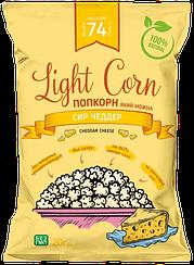 Здоровый попкорн Light Corn Сыр Чеддер (20 грамм)