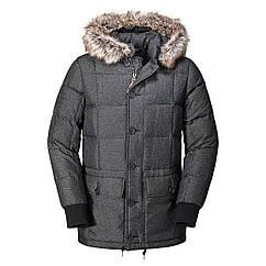Куртка Eddie Bauer Men Kara Koram Down Parka DK CHARCOAL HTR M Темно-серый 0026DKCH-M, КОД: 1212815