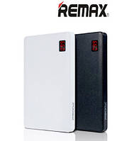 Внешний аккумулятор Remax Notebook 30000 mAh, Power Bank (на 4 USB)