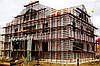 Ремонт фасада зданий