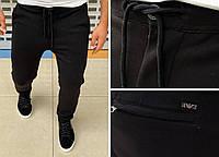 Мужские штаны Armani Jeans H0819 черные
