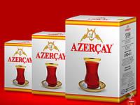 Чорний чай з ароматом бергамоту Азерчай 100 гр