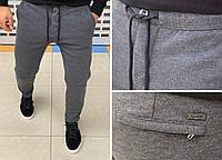 Мужские штаны Armani Jeans H0820 серые