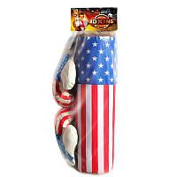 """Боксерський набір """"Америка"""" маленький (0001)"""