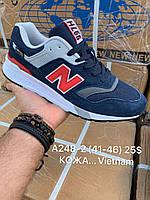 Мужские кроссовки от New Balance 997H Cordura оптом (41-46)