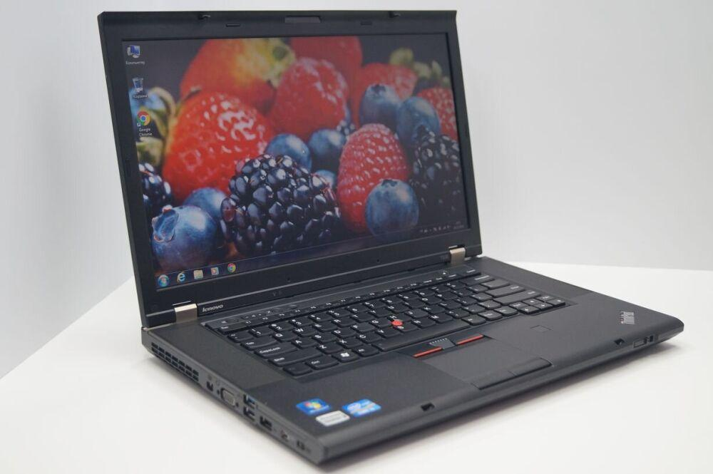 Ноутбук Lenovo ThinkPad T530-Intel Core-i5-3210M-2,50GHz-4Gb-DDR3-500Gb-HDD-DVD-RW15.6-Web-NVIDIA NVS