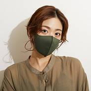 1 шт Многоразовая маска питта Pitta Mask цвет Khaki, фото 6