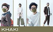 1 шт Многоразовая маска питта Pitta Mask цвет Khaki, фото 5