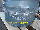 Барабан тормозной Man F2000, Man F90 (производитель TruckTechnic, Бельгия), фото 4