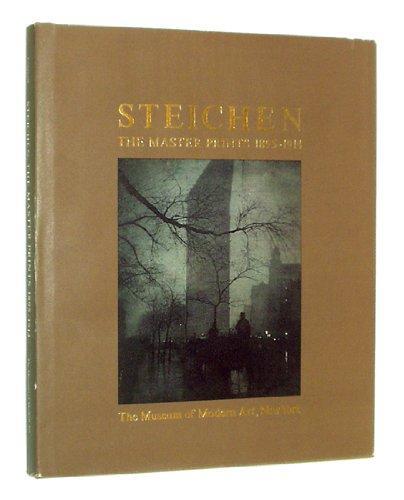 Книга Steichen: The Master Prints 1895-1914