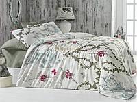 Комплект постельного белья Nazenin Vintage двуспальный - евро, 1