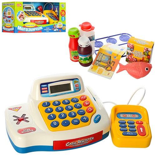 Игровой набор Кассовый аппарат Limo Toy (7020-UA)