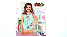 Комплект детский трусики и майка Kids Fashion ( девочка ) 2-4 года 104см, 1