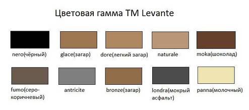 Колготки LEVANTE TIME 15 XL 5 (XL) 15 CAMP (цвет загара), фото 2
