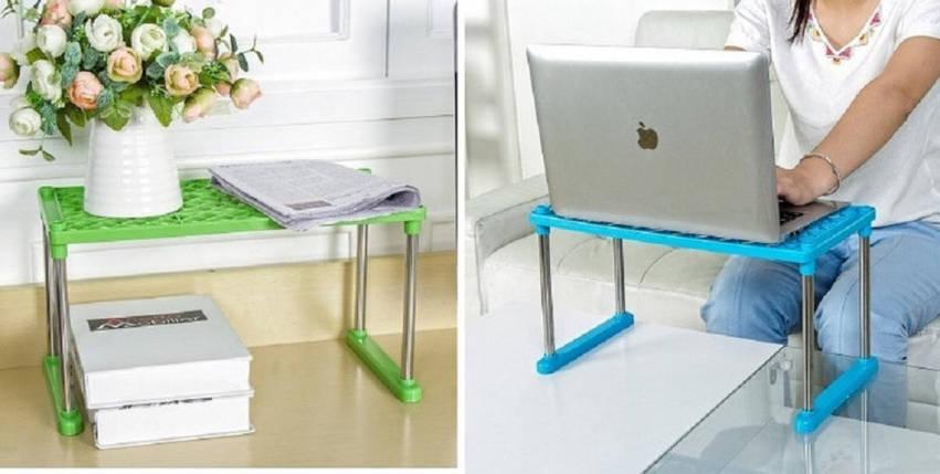 Подставка - Столик складная, полка, стеллаж, фото 2