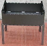 Мангал складной 10 шампуров, фото 1