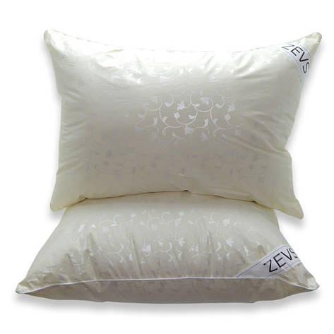 Подушка Zevs искуственный лебяжий пух VIP 70*70, фото 2