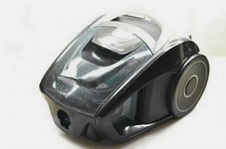 Пилосос без мішка ZP International 5078B 3000 Вт, для сухого прибирання, без мішка, фото 2