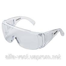 Очки защитные Master (прозрачные) SIGMA (9410201)