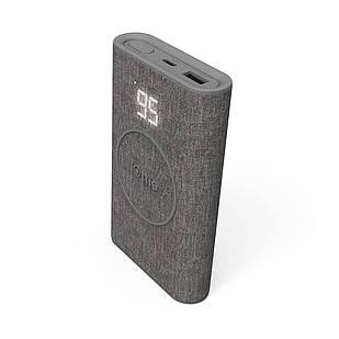 Внешний аккумулятор iOttie iON Wireless Go Power Bank 10000 mAh Grey (CHWRIO106GR)