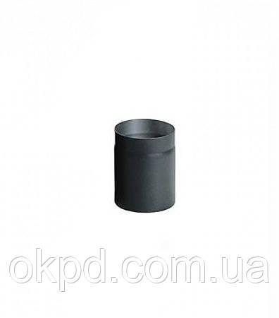 Дымоходная Труба 250 мм Ø150 мм из черной стали 1000, 200
