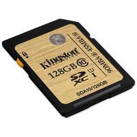 Карта памяти Kingston 128GB UHS-I Ultimate 400X Class10 (SDA10/128GB)