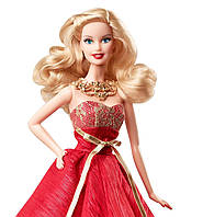 Кукла Barbie Holiday Doll