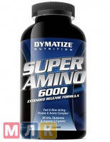 Dymatize Nutrition Аминокислоты Super Amino 6000, 500 таблеток.