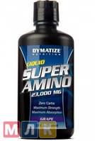 Dymatize Nutrition Аминокислоты Super Amino Liguid, 946 мл.