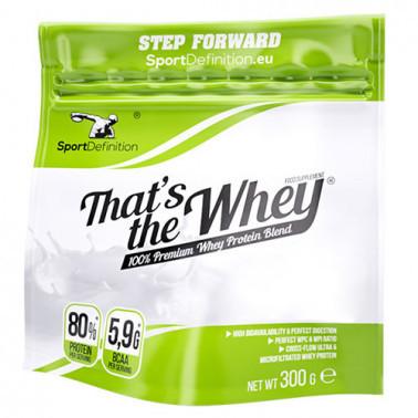 Протеин Sport Definition That's The Whey, 300 грамм Ваниль