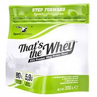Протеин Sport Definition That's The Whey, 300 грамм Лимонный пирог маскарпоне
