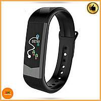 Умные Фитнес-браслет, смарт часы Skmei Smart Nano B30 Черный