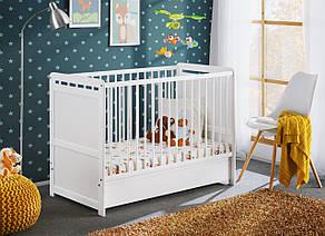Детская кроватка Tymek Plus