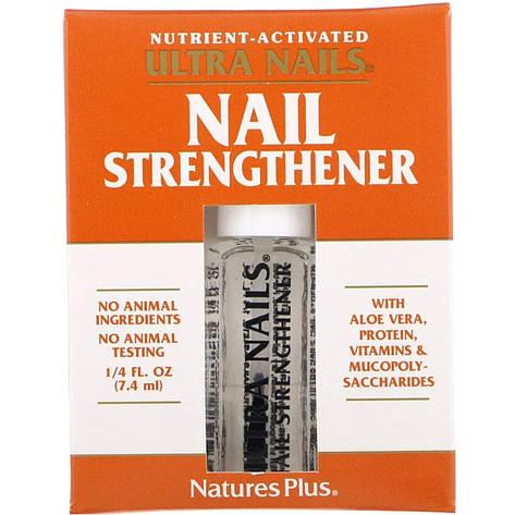 Средство Для Укрепления Ногтей и Кутикулы, Nature's Plus, 7,4 мл., фото 2