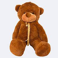 Большие коричневые плюшевые медведи 180 см