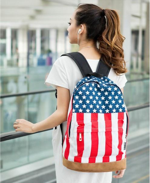 Рюкзак флаг США