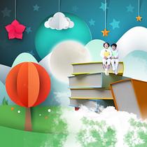Дитячі книжки і література