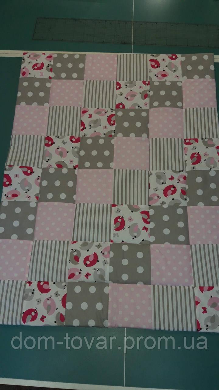 Покрывало-одеяло для новорожденных