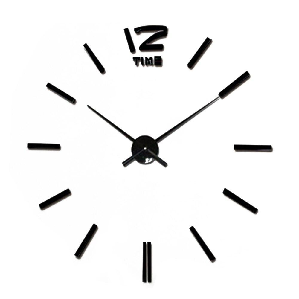Часы настенные 3D Diy Clock