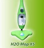 Пароочиститель для дома H2O Mop X5 - паровая швабра, фото 3