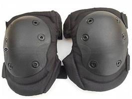 Наколенники для защиты коленей Tramp TRA-005 чёрные